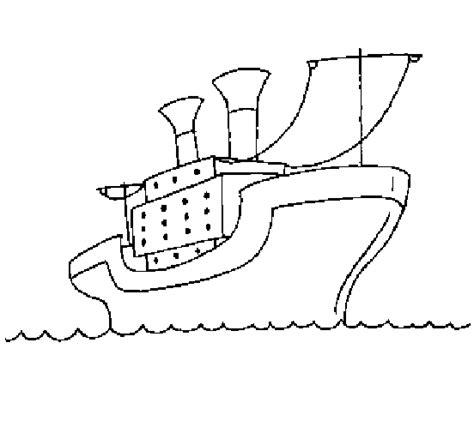 Dibujo Barco Imprimir by De Un Barco Para Dibujar Imagui