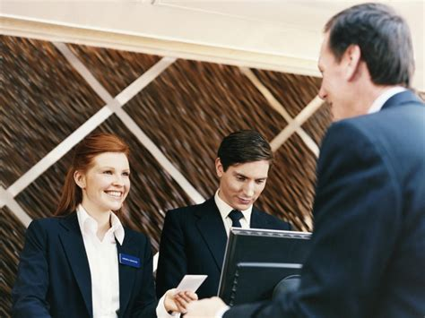 hotel front desk clerk most stressful travel industry jobs the truth about