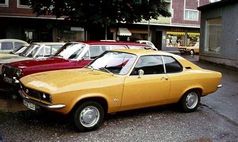 Isuzu Opel by 1978 Opel Isuzu Information And Photos Momentcar