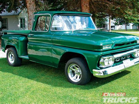 1966 Gmc Pickup Truck