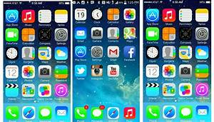 iOS 8 LAUNCHER FOR ANDROID