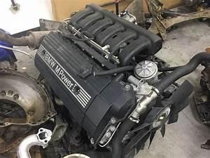 1999 Bmw E36 M3 Engine