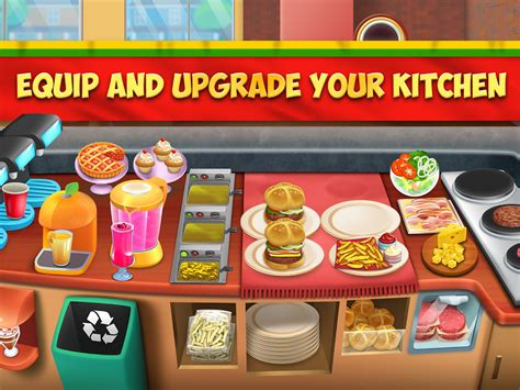 id馥s cuisine my burger shop 2 fast food restaurant android apps on play