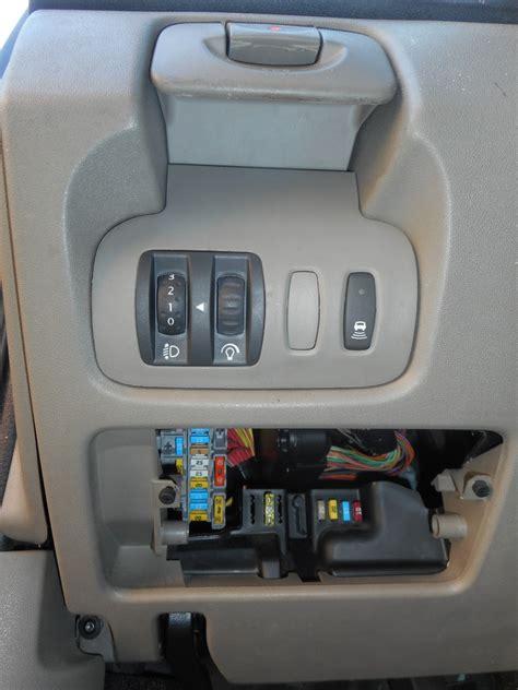 fusible ventilation scenic 2 fusible ventilation scenic 2 phase 2 sur les voitures