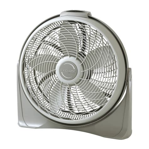 lasko table fan with remote lasko 20 in diameter cyclone fan with remote