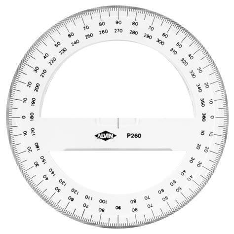 circular protractor  degree   ebay