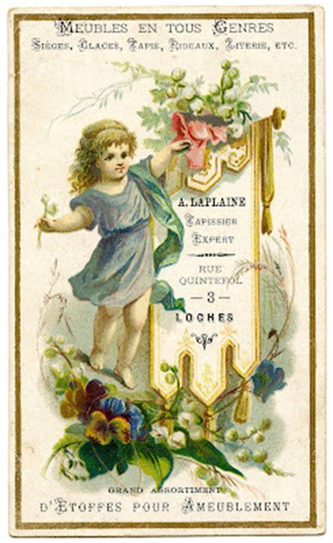 vintage graphics french ephemera  graphics fairy