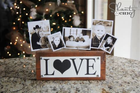 diy family christmas gifts 25 diy gift ideas for under 10