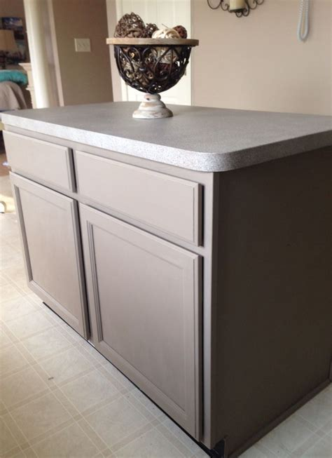 stone spray paint rust countertops oleum accents countertop pebble kitchen redo projects