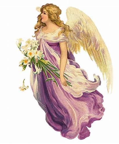 Angels Angel Christmas Victorian Clipart Engel Heaven