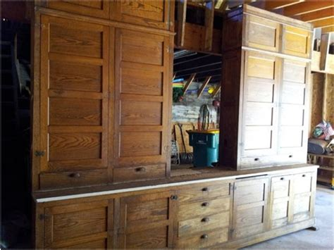 1920s kitchen cabinets going colonial style the mystery house
