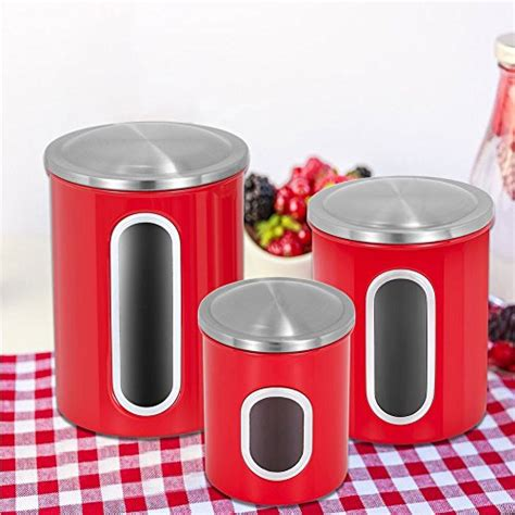 airtight kitchen canisters kitchen canisters set fortune 3 nested