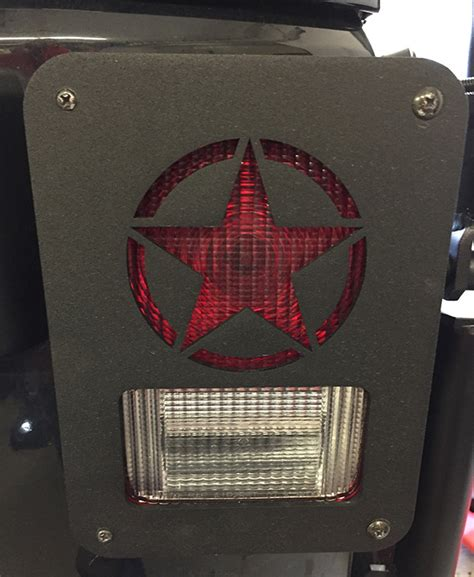 Jeep Jk Tail Light Cover by Dna Jeep Tail Light Covers Jeepmodreview
