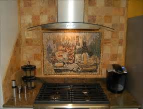 kitchen murals backsplash mosaic installations tile mural creative arts
