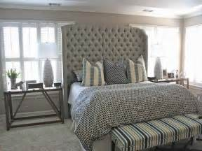 bedroom best tufted king size headboards ideas king size