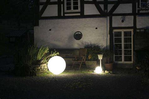 Garten Leuchtkugeln Led  Glas Pendelleuchte Modern