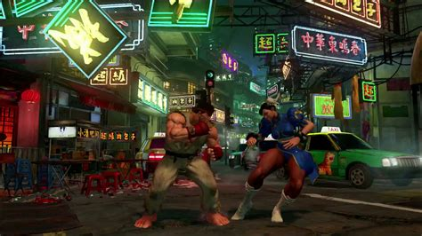 Street Fighter 5 Trailer Leaks, Game Exclusive To Ps4 And