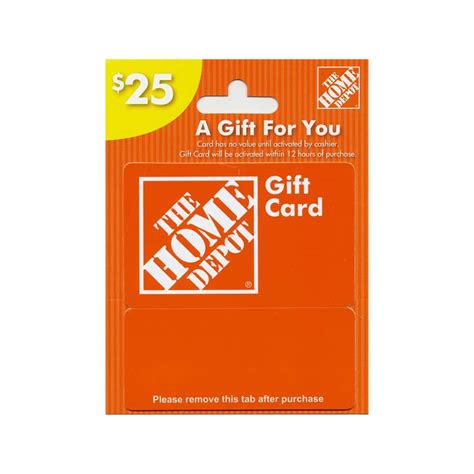 Pay your the home depot card (citi) bill online with doxo, pay with a credit card, debit card, or direct from your bank account. Home Depot Gift Card - $25 | London Drugs