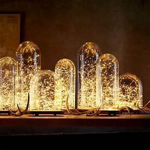 Glas Mit Lichterkette : lichterkette die bezauberndsten ideen ~ Yasmunasinghe.com Haus und Dekorationen