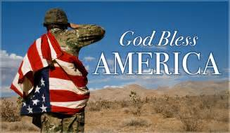 Free Patriotic God Bless America Pictures