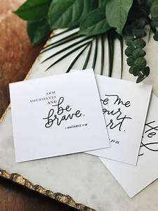 Encourage Bible Verse Cards - Blessed Is She