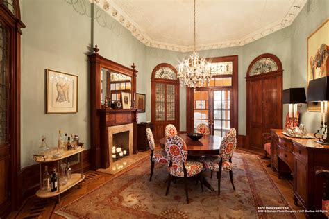 historic home interiors 4 8m brooklyn heights duplex has amazing historic details and the great outdoors 6sqft