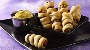 Recette Apéro Halloween : saucisses d 39 halloween avec trempette la moutarde vivre d licieusement ~ Melissatoandfro.com Idées de Décoration