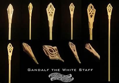 Gandalf Staff Tattoo Deviantart Wooden Walking Wizard