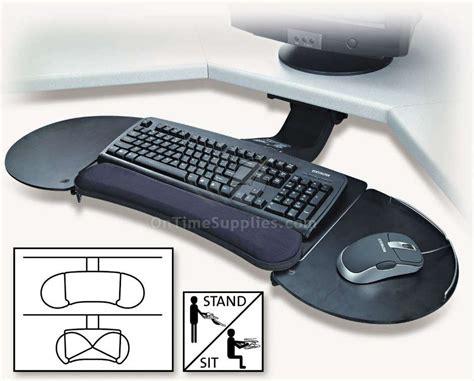 Kmw60044 Articulating Keyboard Tray By Kensington