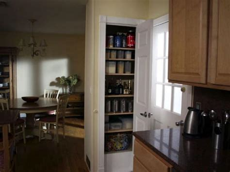 add storage   kitchen  adding  pantry hgtv