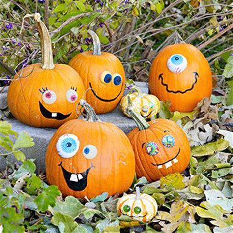 happy pumpkin faces carving patterns designs