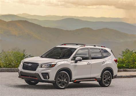 The 2019 Subaru Forester by 2019 Subaru Forester Vs 2019 Hyundai Santa Fe Compare