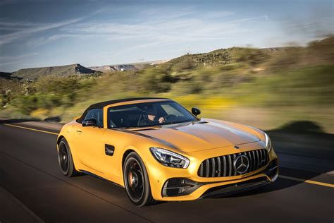 Review Mercedes Amg Gt by Mercedes Amg Gt C Roadster Review Gtspirit
