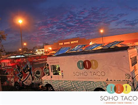 cypress home depot tonight streetfood tuesdays at the home depot cypress ca soho taco
