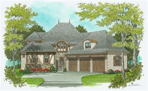 french european tudor house plans home design edg
