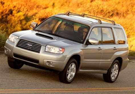 subaru forester xt test drive  review