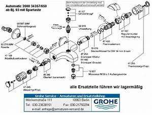 Grohe Mischbatterie Reparieren : grohe mischbatterie badewanne jo04 hitoiro ~ Lizthompson.info Haus und Dekorationen
