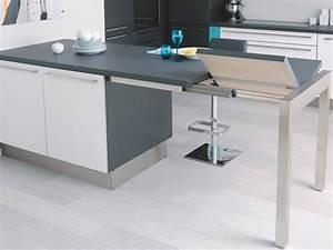 Meuble Cuisine Avec Table Escamotable : des meubles pratiques et fonctionnels dans toute la maison avec cuisinella ~ Melissatoandfro.com Idées de Décoration
