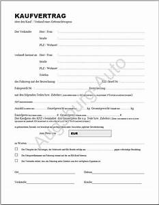 Pkw Kaufvertrag Kfz Kaufvertrag Auto Kaufvertrag Vorlage 863 1216