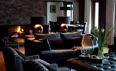 Decoration Interieur Chalet Moderne D 233 Co Chalet Montagne 100 Id 233 Es D 233 Co Inspirantes