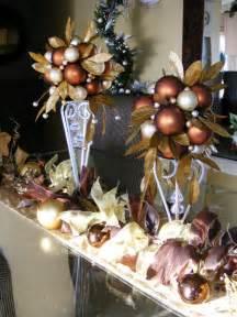 decoracion de navidad cafe cobrizo cobre  decoracion