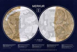 Image Gallery mercury map