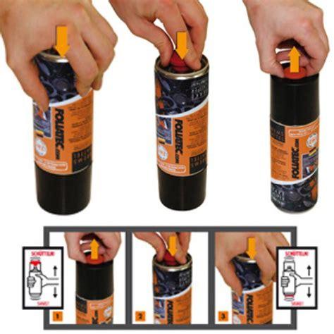 peinture spray pour embout d echappement argent foliatec