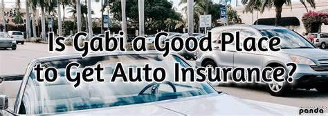 Gabi is a free insurance comparison tool that allows you to compare rates and find the best insurance option. Is Gabi a Good Place to Get Auto Insurance? - Gabi Insurance Review
