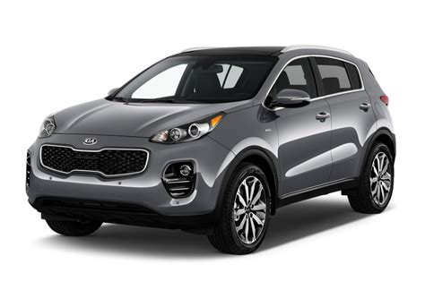 KIA Car : 2017 Kia Sportage Reviews And Rating