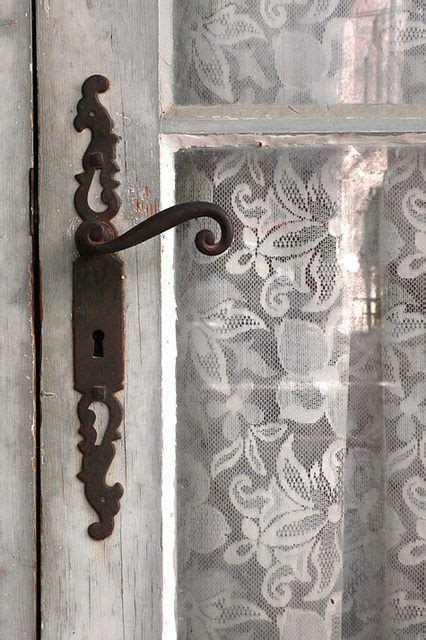 lace door ideas for our home