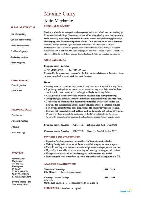 vehicle bill  sale template unique automotive resume