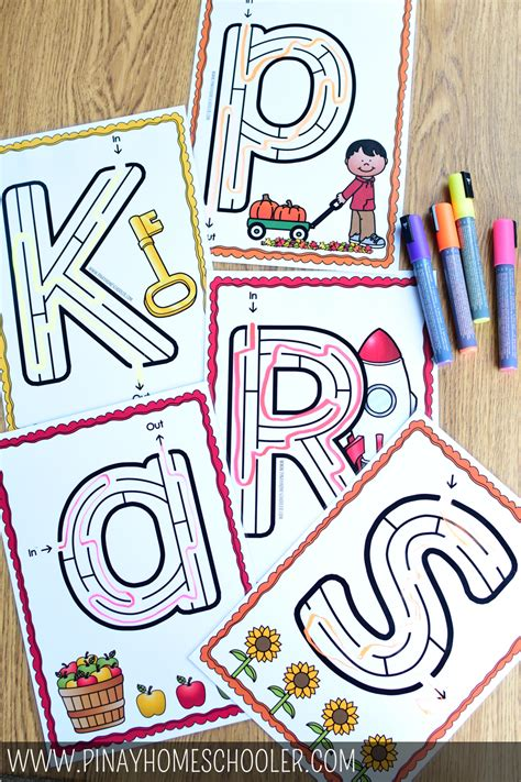 file   alphabet mazes   kids