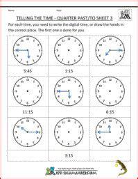 time worksheets images  pinterest clock