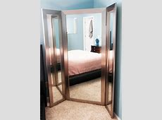 Mirrors awesome full length 3 way mirror 3 Way Dressing